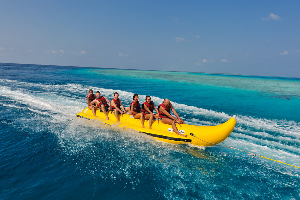 Water Sports In Mauritius The Destination For Water