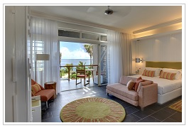 Room at Long Beach Hotel Mauritius