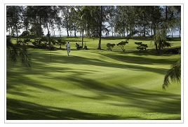 Golf at Long Beach Hotel Mauritius