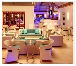 Bar at Tamassa Mauritius