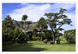 Golf at Le Touessrok Resort Mauritius