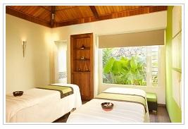 Spa at Tamassa Mauritius