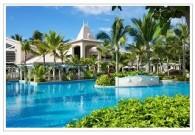 Pool at Sugar Beach Hotel Mauritius