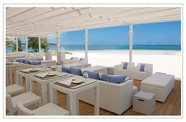 Beach Rouge at LUX Belle Mare Mauritius