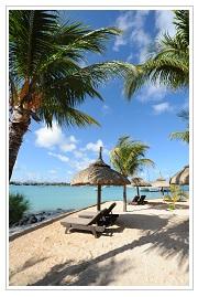 Beach at Veranda Grand Baie Mauritius