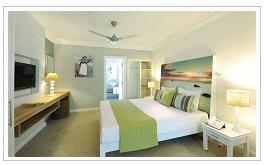 Comfort room at Veranda Grand Baie Mauritius