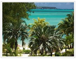 General view of LUX Grande Gaube Mauritius
