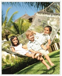 Kids club at LUX Belle Mare Mauritius