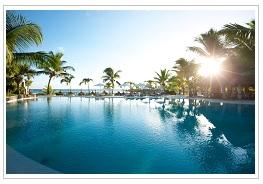 Pool at LUX Grande Gaube Mauritius