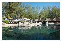 Pool at Ile de la Reunion Mauritius