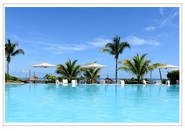 Pool at Veranda Pointe aux Biches Hotel Mauritius