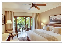 Room at LUX Le Morne Mauritius