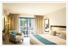 Room at Lux Ile de le Reunion Mauritius
