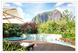 Spa at LUX Le Morne Mauritius
