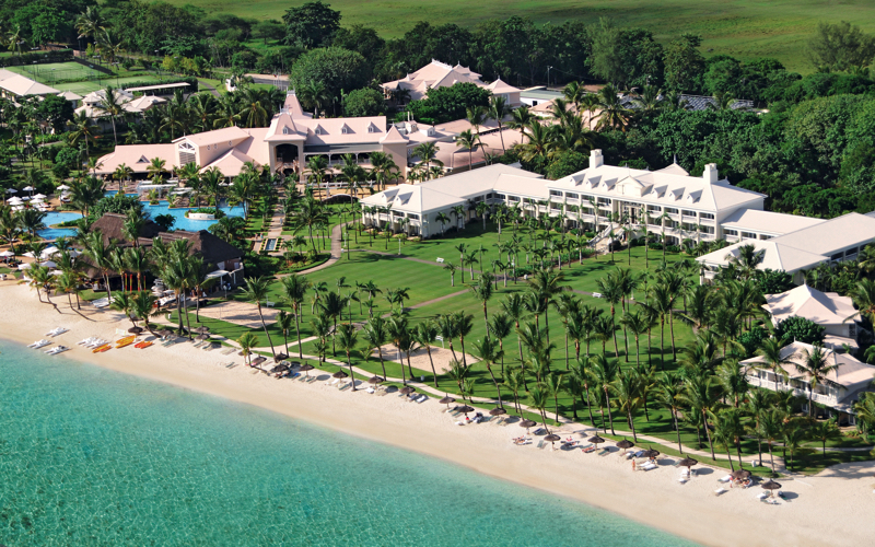 sugar beach hotel Flic en Flac Mauritius