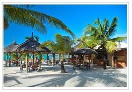 Tapas bar at Preskil Beach Hotel Mauritius