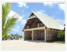 Villa at Preskil Beach Hotel Mauritius