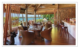 AsianRestaurant at Le Prince Maurice Hotel Mauritius