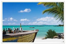 bar at Zilwa Attitude Hotel Mauritius