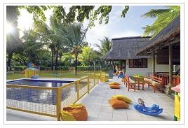 kids club at Le Prince Maurice Hotel Mauritius