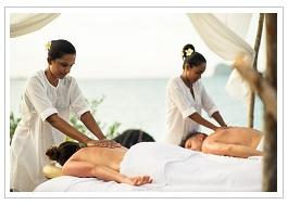 Spa at at Zilwa Attitude Hotel Mauritius