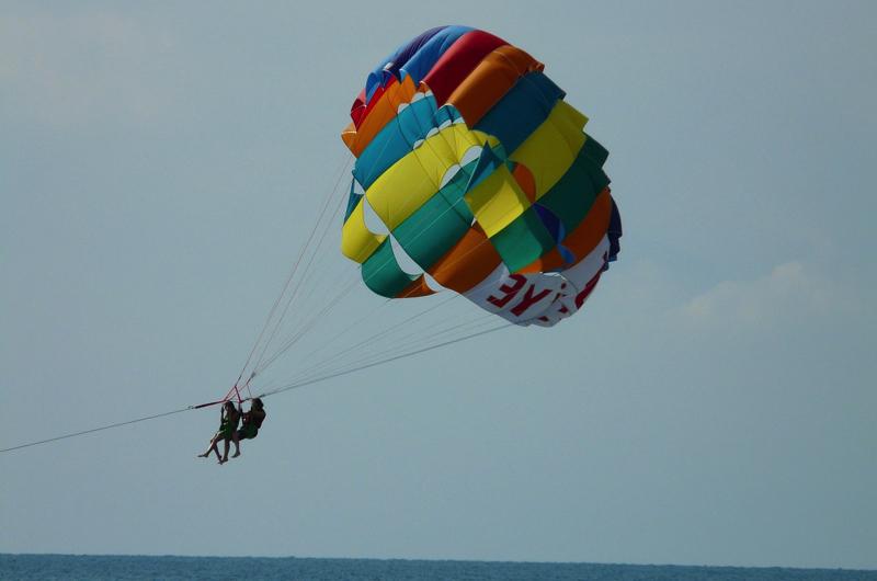 sports at Flic en Flac Mauritius