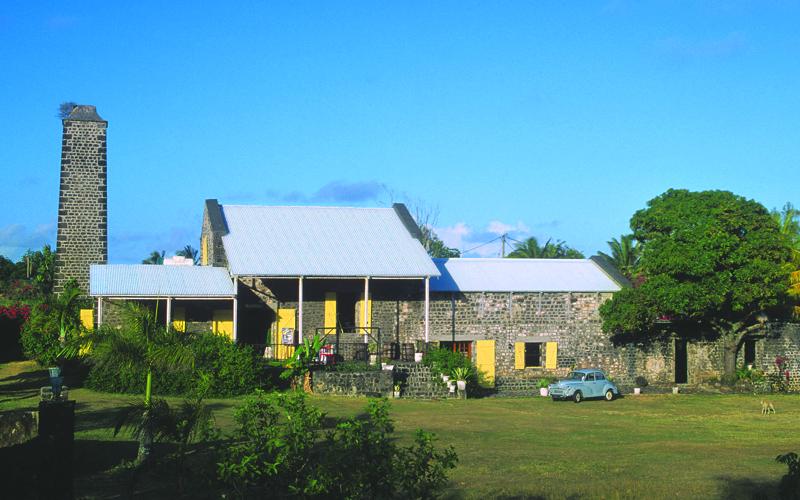 Cafe des Arts Mauritius exterior