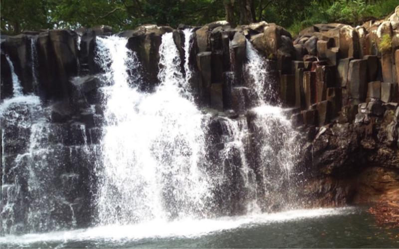 Waterfall Mauritius