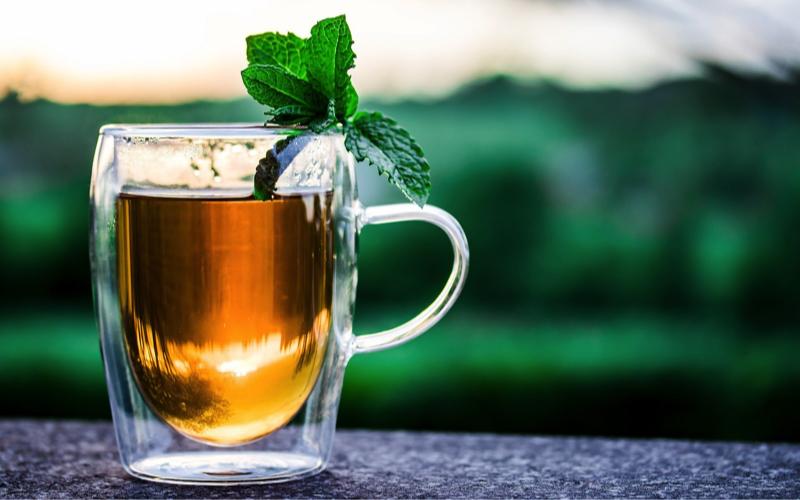 Tea in Mauritius